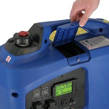 2,2 kW Digitaler Inverter Generator benzinbetrieben DQ2200 -