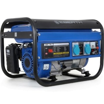 EBERTH 3000 Watt Stromerzeuger Notstromaggregat Stromaggregat Generator -