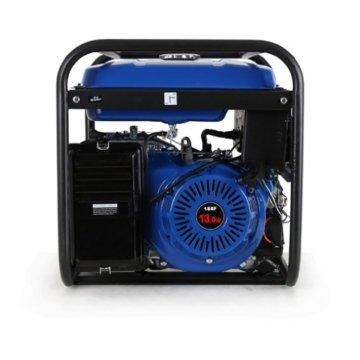 EBERTH 5500 Watt Stromerzeuger Notstromaggregat Stromaggregat Generator E-Start -