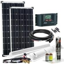 solar Stromerzeuger für Wohnmobile