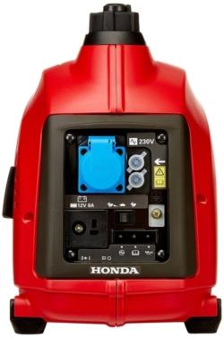 Honda Gas Stromgenerator frontansicht
