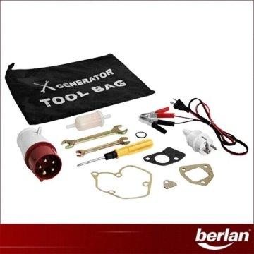 Berlan 4,5 KW Diesel Stromerzeuger 230 x 400 Volt -
