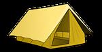 mobiler Stromerzeuger fürs Zelt