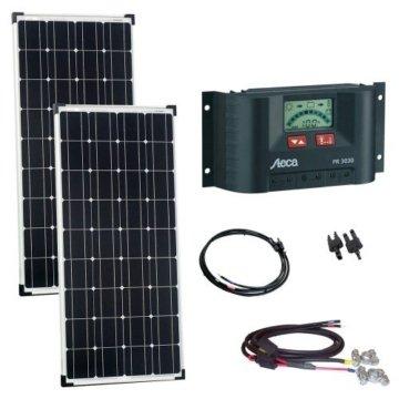 Solaranlage 12v komplett